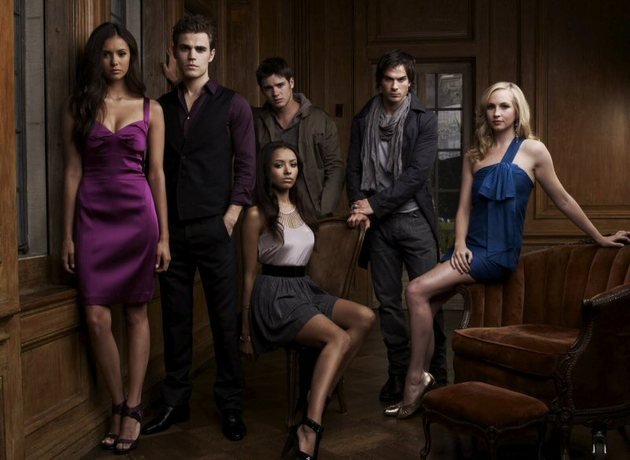 Relive the Magic and Mayhem! Season 2 of The Vampire Diaries out on DVD Today