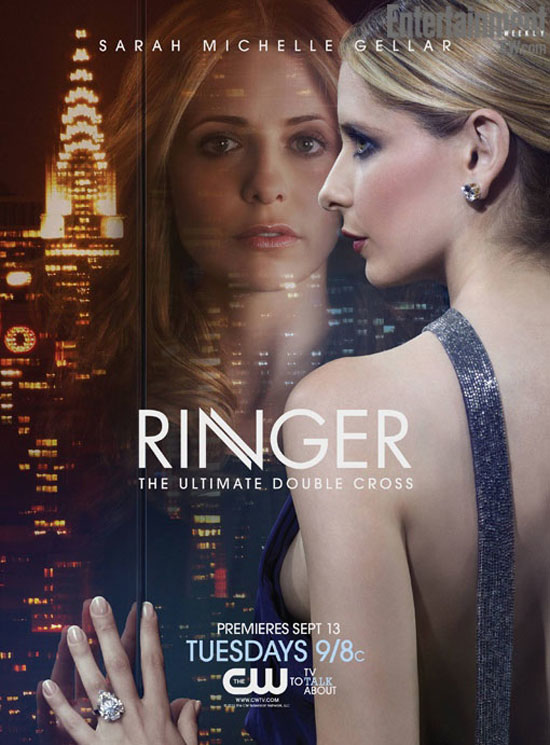 Sarah Michelle Gellar Loves Playing Two Characters, Ringer's Hot Men and Acting Again