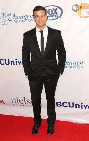 Mark Ballas Stands Up for Chaz Bono!