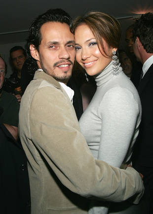 Jennifer Lopez and Marc Anthony Celebrated His Birthday Together