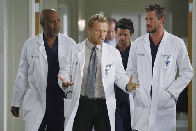 "Grey's Anatomy Season 8, Episode 4 Preview: ""What Is It About Men?"""