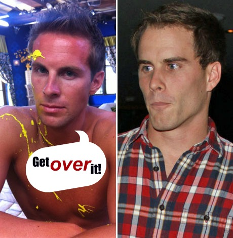 Twitter Feud! Blake Julian and Michael Stagliano Come to Blows Online