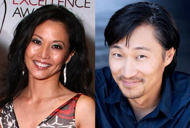 Meet the Parents! Mike Chang's Mom and Dad Cast for Glee Season 3