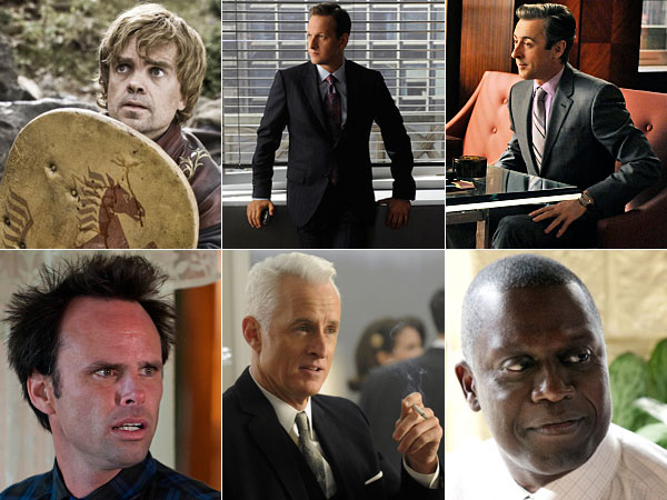 You Tell Us! Who Should Win Outstanding Supporting Actor in a Drama Series at the 2011 Emmy Awards?