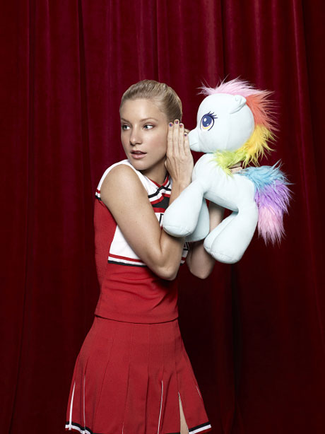 Photographer Apologizes For Tasteless Photoshoot With Glee's Heather Morris