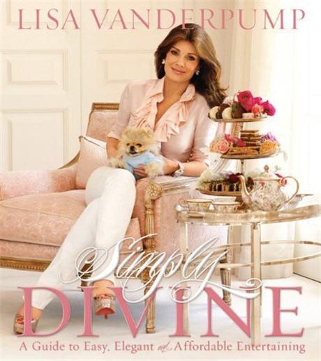 Must-Read! Lisa Vanderpump's 'Simply Divine' Book Arrives November 8