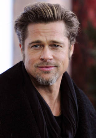 "Brad Pitt Scores a 2012 Oscar Nomination, Gets ""Syrupy"""