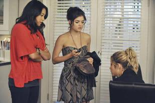 Pretty Little Liars Fashion: Get Aria's Cute Date Dress From Season 2, Episode 16