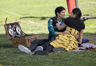 """Recap of Glee Season 3, Episode 10: """"Yes/No"""" — Finn Proposes to Rachel!"""