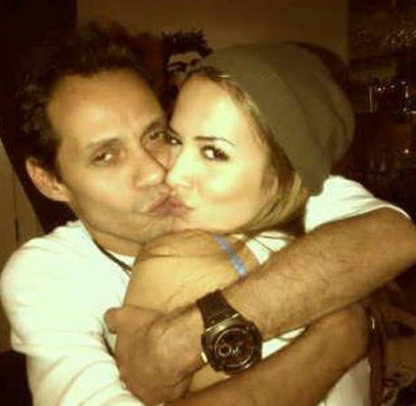 Marc Anthony Goes Public With New Girlfriend, Model Shannon De Lima