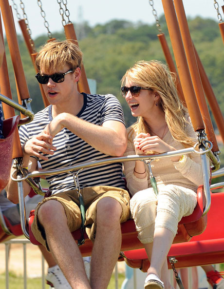 Did Emma Roberts Put College on Hold for Boyfriend Chord Overstreet?