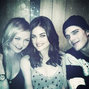 Chris Zylka's Ex Retracts Mean Statement Possibly Directed at Lucy Hale