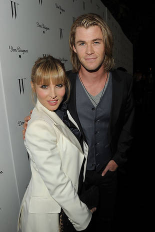 Chris Hemsworth and Elsa Pataky Are Expecting!
