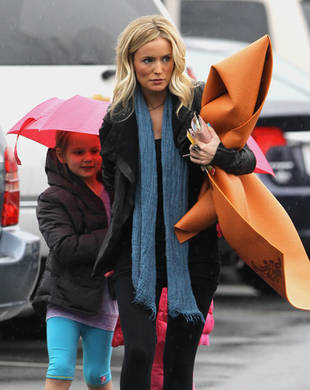 Emily Maynard and Daughter Ricki Hit the Gym — Must-See Pic of the Day!