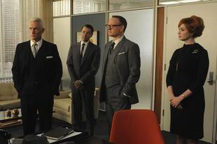 Mad Men Season 5 Spoilers: Welcome to the '60s?