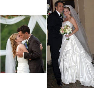 Castle's Seamus Dever Compares His Real Wedding to His TV Wedding — Cute Pics!