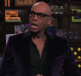 RuPaul Reveals He's Friends With the RHOBH Cast, Talks Sur Drama (VIDEO)