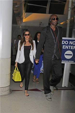 Khloe Kardashian Talked Lamar Odom Out of Quitting Basketball