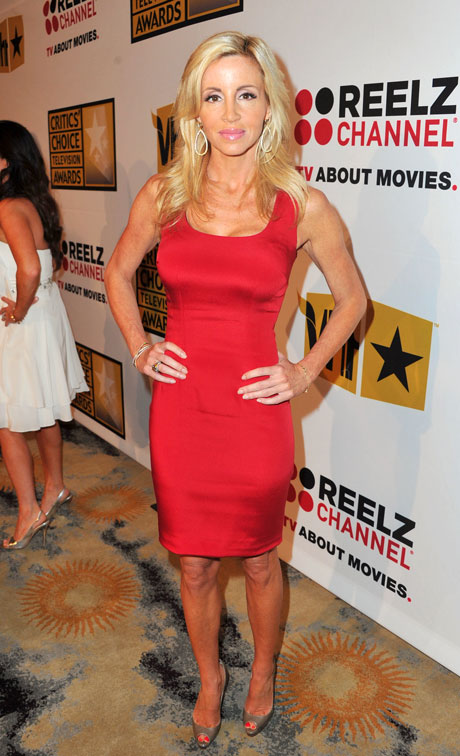 Is Bravo Kicking Camille Grammer Off Real Housewives of Beverly Hills?
