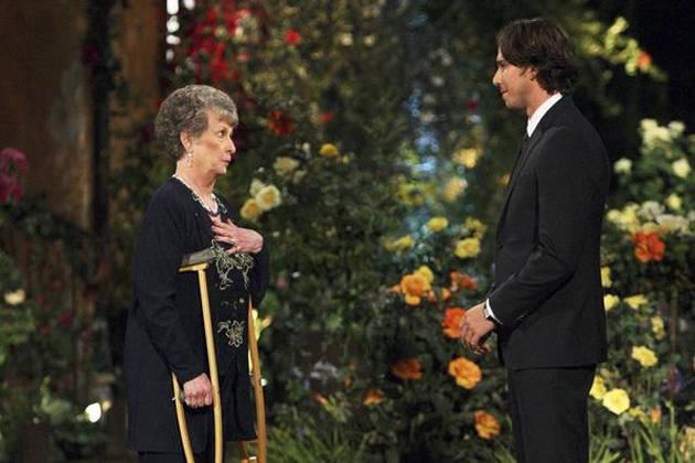 Ben Flajnik's Bachelor Premiere Blog: Grandma Sheryl Was A Highlight Of My Night