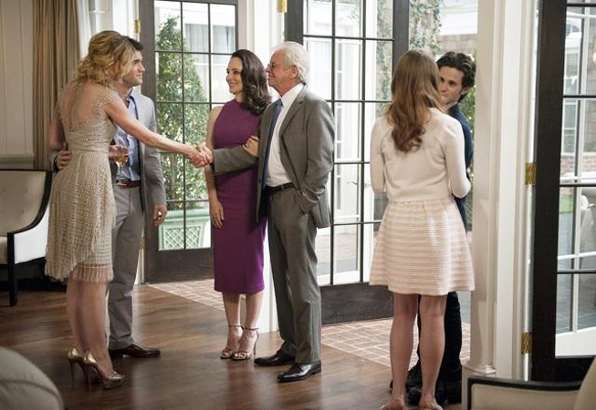 Next Time on Revenge: 7 Things We Learned From Episode 14's Promo Photos