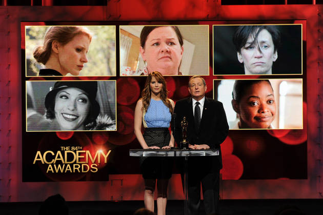 Oscar Nominations 2012: Full List!