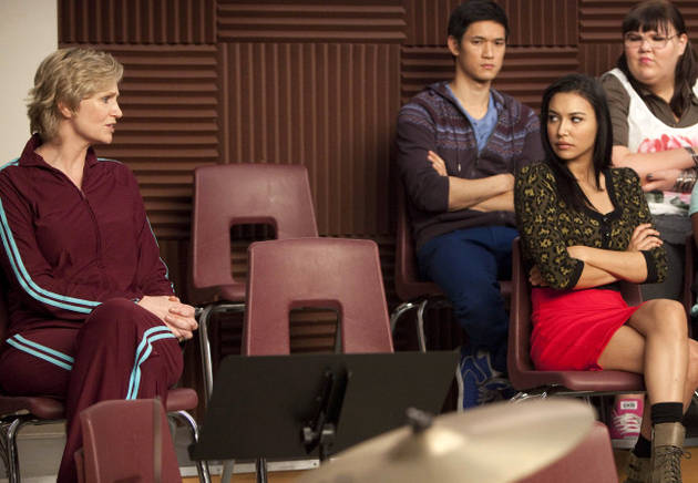 Vote Now! Boobs, Mouths, and Hair: Does Glee Make Too Many Mean Jokes?