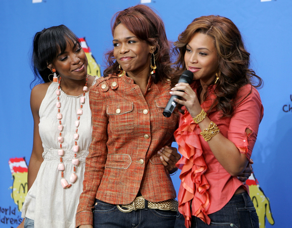 Kelly Rowland Gushes About Beyonce's Baby Blue Ivy Carter