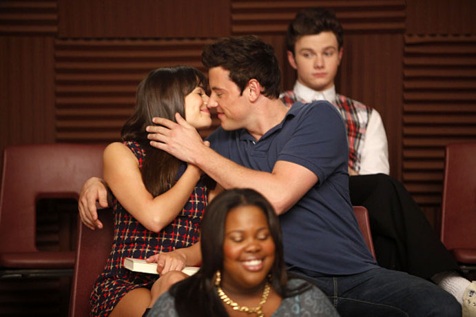 "Glee Spoiler! Cory Monteith: Proposal Means ""Good Stuff"" for Finn and Rachel"