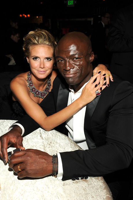 """Heidi Klum's Father Is """"Very Sad"""" About Her Separation From Seal"""