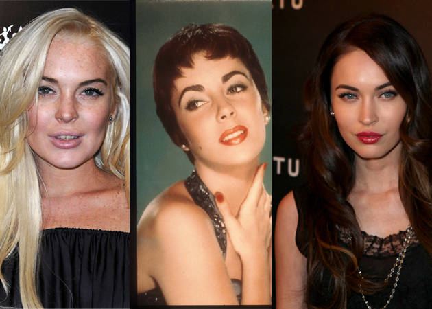 Lindsay Lohan or Megan Fox: Who Do You Think Should Play Elizabeth Taylor?