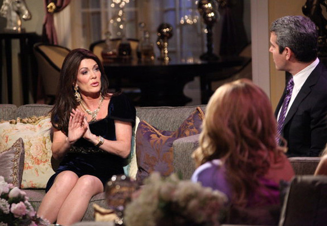 "Real Housewives of Beverly Hills Reunion Poll: Is Lisa's ""Maloof Hoof"" Joke Offensive?"