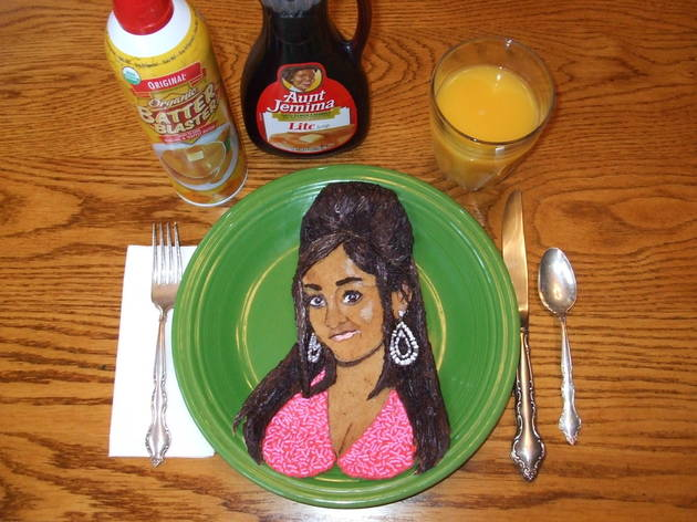 Behold: Jersey Shore's Snooki in Pancake Form – Exclusive (PHOTO)