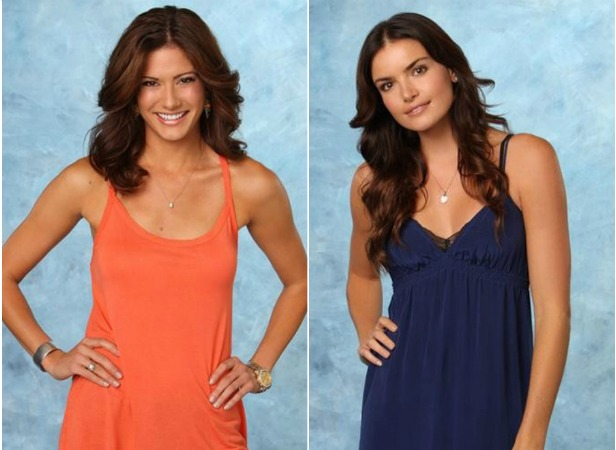 Kacie B. vs. Courtney Robertson: Chris Harrison Compares Bachelor Ben Flajnik's Frontrunners