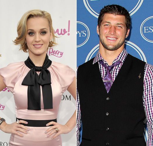Rumor Alert: Are Katy Perry and Tim Tebow Being Set Up?