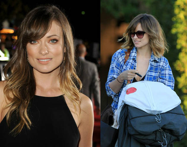 Hot or Not? Olivia Wilde Cuts Her Hair Really Short