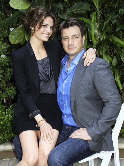 Remember That Time Nathan Fillion and Stana Katic Went to See Duran Duran Together?