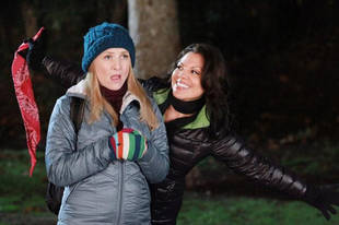 Grey's Anatomy Season 9 Burning Question: Will Calzona Survive?