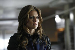 "Castle's Stana Katic Says to Expect a More ""Lethal"" Kate Beckett in Season 5"
