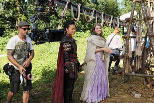 Once Upon a Time Season 2, Episode 3 Sneak Peek Roundup: Guns, Fights, and Ogres in Fairytale Land