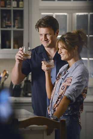 Is Castle New Tonight, Monday, October 15, 2012?