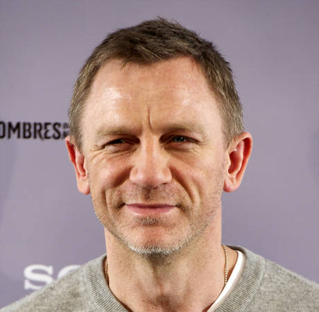 """What Sexy Scenes Are Getting """"Harder and Harder"""" for Daniel Craig?"""