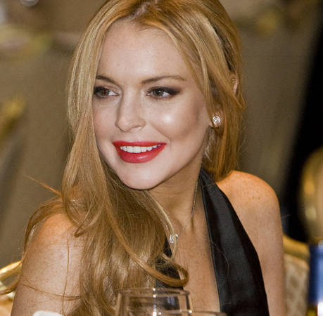 Lindsay Lohan Has a New Boyfriend — Is Josh Chunn For Real?