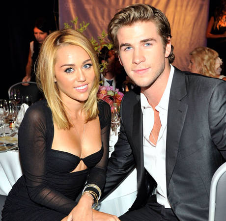 """Miley Cyrus Says Fiancé Liam Hemsworth is The Reason She Turns Down """"Uncomfortable"""" Movie Roles"""