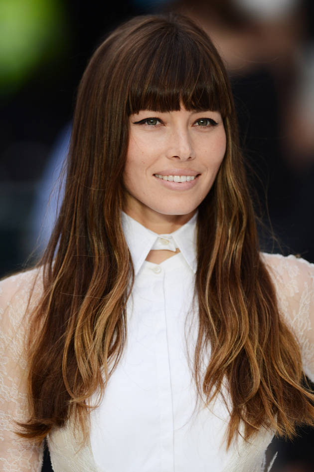"Jessica Biel's ""55-Pound Blanket"" Isn't What You Think It Is (PHOTO)"