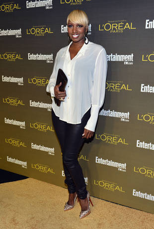 """NeNe Leakes on New Real Housewife of Atlanta Kenya Moore: """"She Does Have a Crown, But I Have a Light"""""""