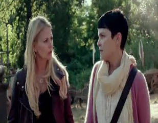 Once Upon a Time Season 2, Episode 3 Preview: Emma and Mary Margaret vs. Ogres (VIDEO)
