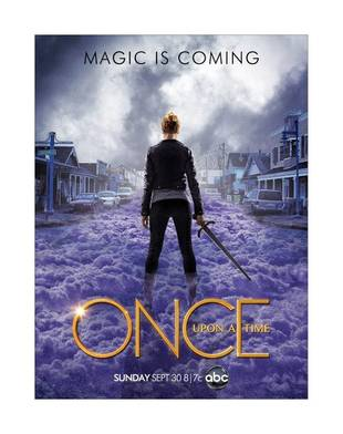 Once Upon a Time Season 2: [SPOILER] Bumped Up to a Series Regular!