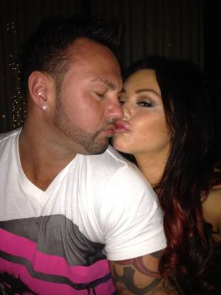 JWOWW and Roger Share a Public Smooch After Huge Jersey Shore Fight (PHOTO)