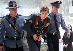 American Horror Story: Asylum Premiere Recap: Face to Bloodyface